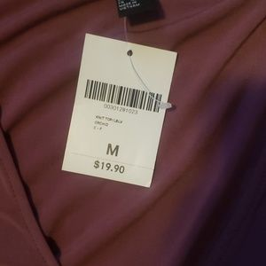 Forever 21 Tops - NWT Forever 21 cropped blouse